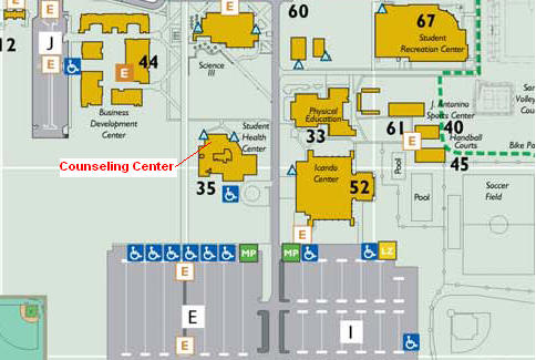 Csu Bakersfield Campus Map.Csub Counseling Center California State University Bakersfield