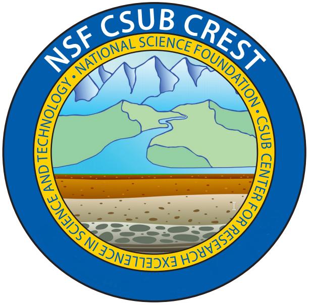 NSF CSUB Crest logo